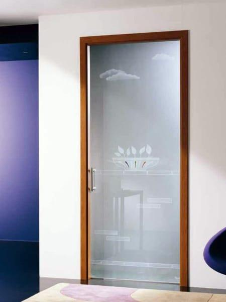Vetrate modena infissi pareti porte di vetro scorrevoli design garofoli casa appartamento - Porte interne economiche prezzi ...