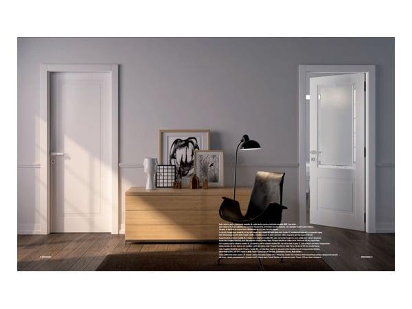 Porte da interno reggio emilia bianche economiche appartamenti lisce laccate laminate vendita - Porte a soffietto economiche ...