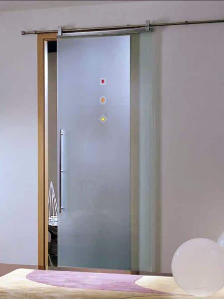 Vetrate modena infissi pareti porte di vetro scorrevoli for Porte scorrevoli in vetro garofoli