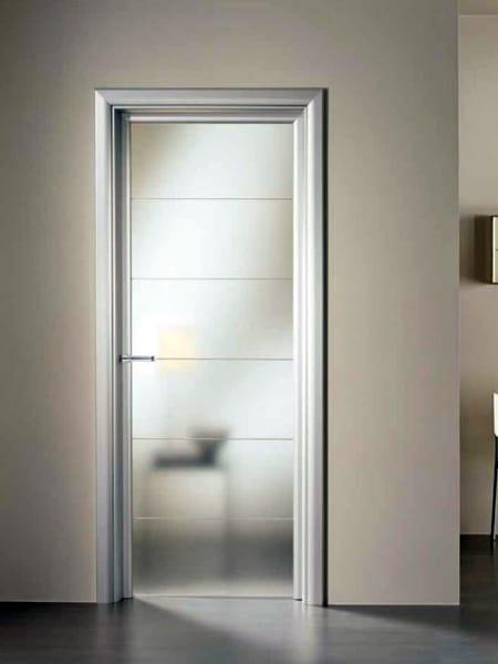 Vetrate modena infissi pareti porte di vetro scorrevoli - Porte a specchio per interni ...