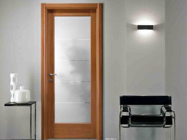 Porte da interno modena bianche economiche per - Porte da interno bianche ...