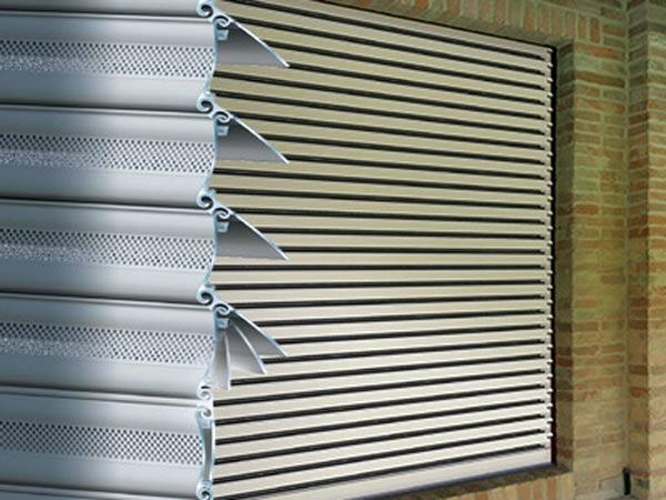 Tapparelle modena avvolgibili in pvc alluminio legno - Costo serrande avvolgibili ...