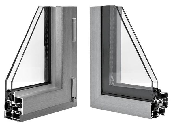 Infissi in alluminio reggio emilia costo cambio finestre for Costo serramenti in alluminio